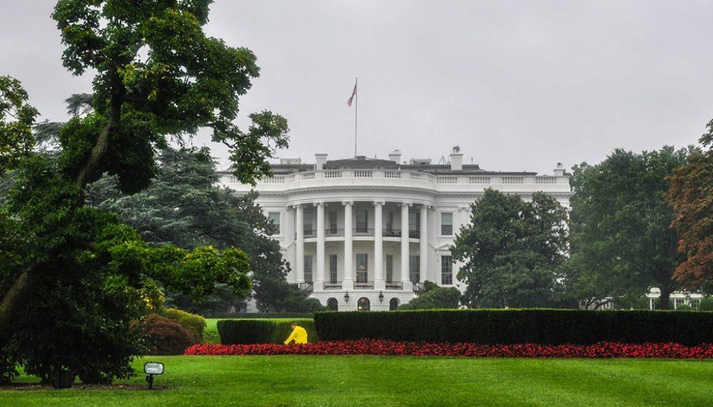 Brief met ricine onderschept bij Witte Huis